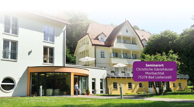 Gästehaus im Monbachtal
